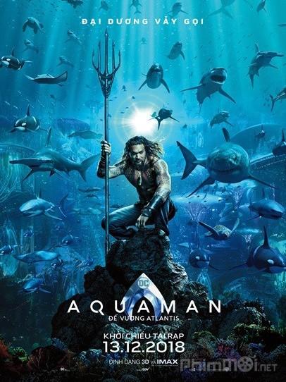 Aquaman: Đế Vương Atlantic