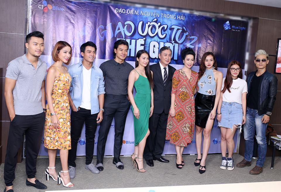 Bản Giao Ước Từ 2 Thế Giới Việt Nam 2017