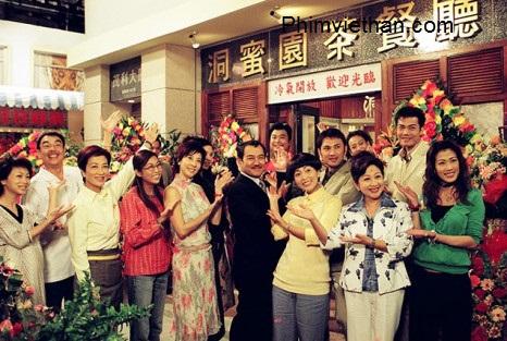 Phim gia đình vui vẽ hiện đại Hong Kong