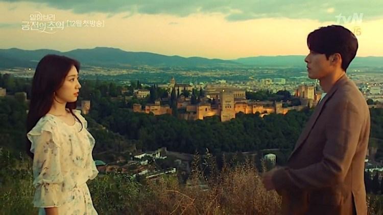 Ký Ức Alhambra 2018