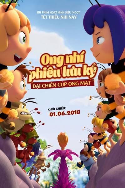 Ong Nhí Phiêu Lưu Ký - Đại Chiến Cúp Ong Mật