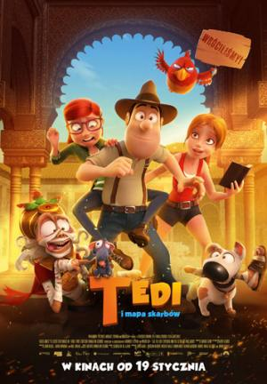 Tad the Lost Explorer 2: The Secret of King Midas (2017)