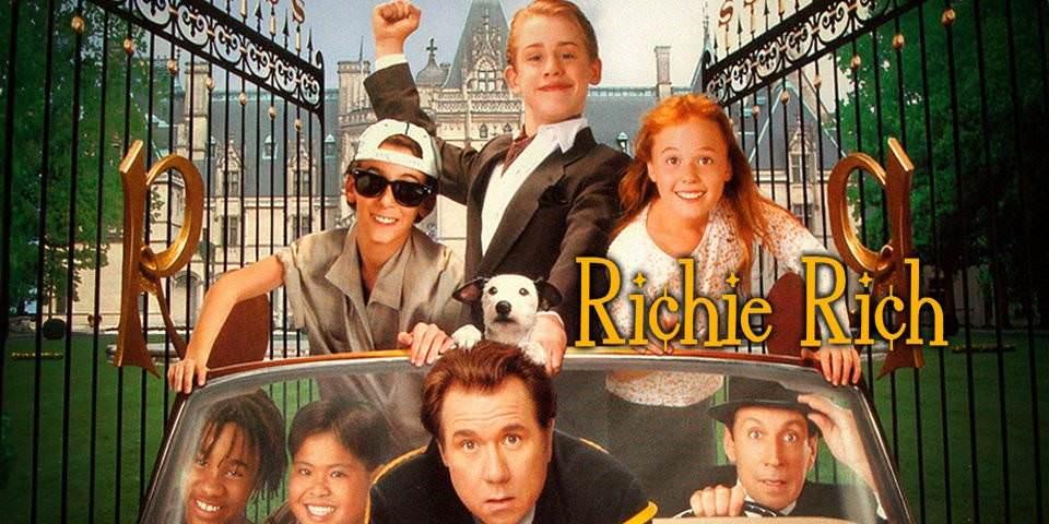 Phim chú bé tỷ phú Mỹ 1994