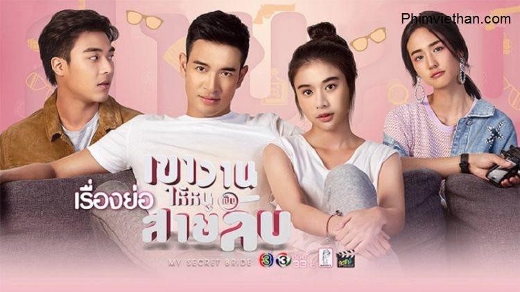 Phim cô dâu gián điệp của tôi Thái Lan 2019