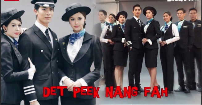 doi canh thien than - Ded Peek Nang Fah (2018)