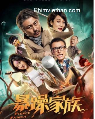 Phim gia đình hung tợn Trung Quốc
