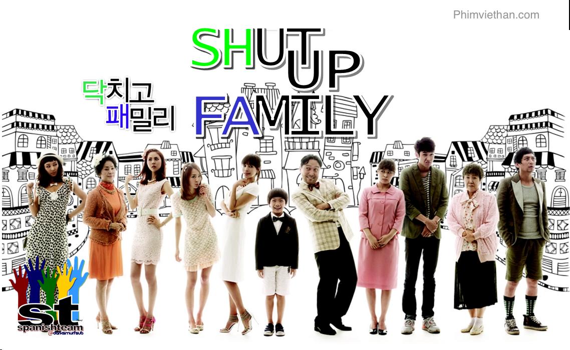 Phim gia đình rắc rối Hàn Quốc