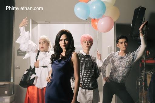 Phim Thái Lan: giấu bóng tình yêu
