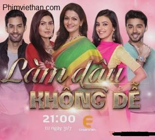 Phim làm dâu không dể Ấn Độ