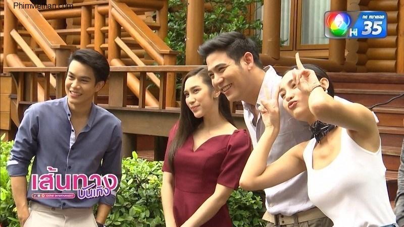 Phim lối rẻ con tim Thái Lan