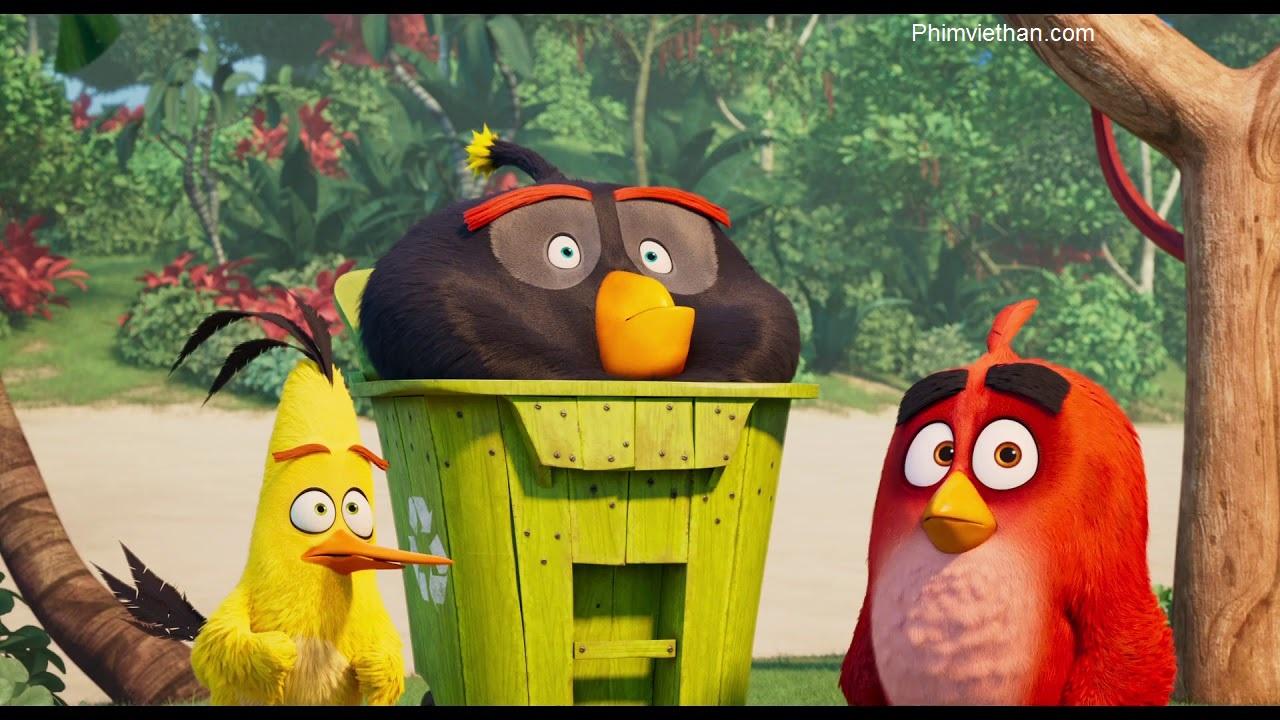 Phim những chú chim giận dữ phần 2 2019
