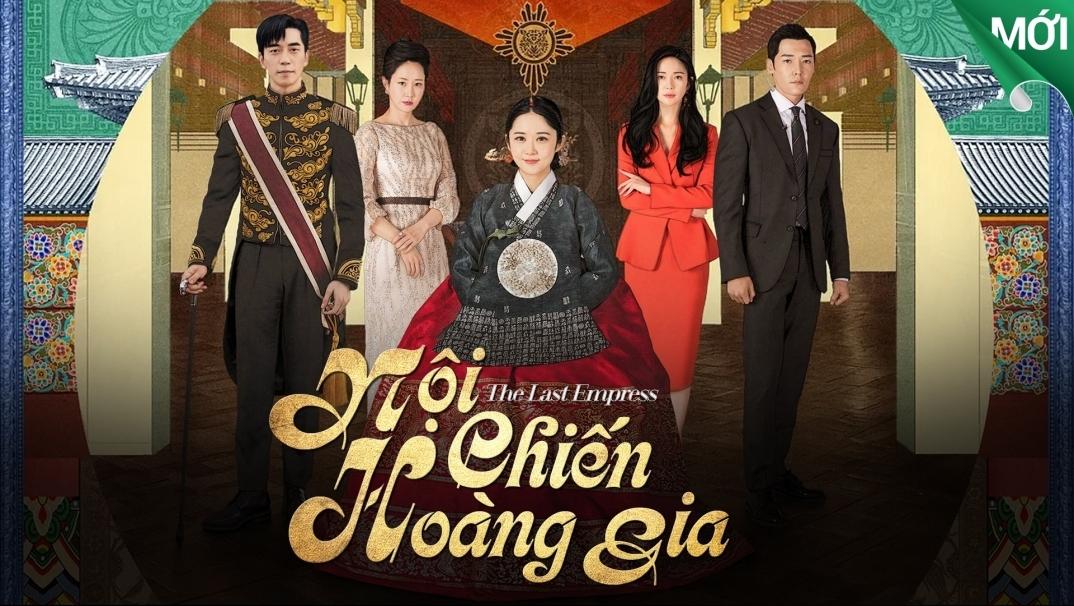 Phim nội chiến hoàng gia Hàn Quốc HTV2