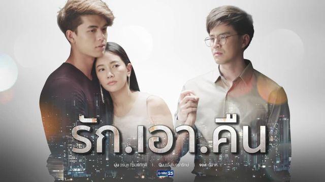 Phim oán tình Thái Lan 2019
