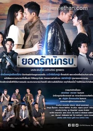 Phim phải lòng chàng chiến binh Thái Lan