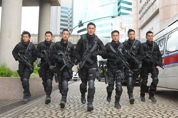 Phim Phi Hổ 2 Hong Kong