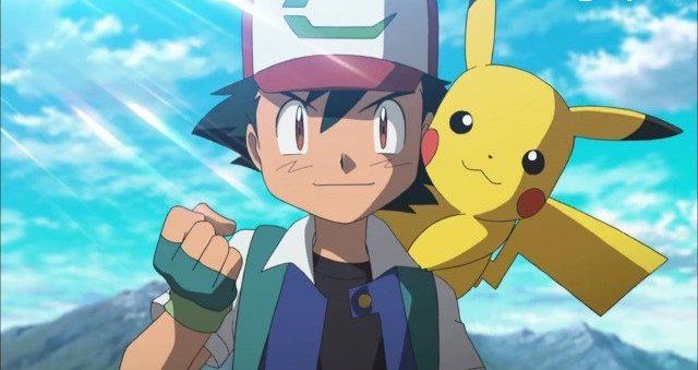 Pokémon the Movie: Tớ Chọn Cậu