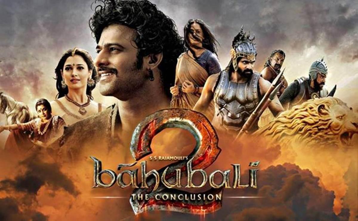 Phim sử thi Baabubali 2: kết thúc