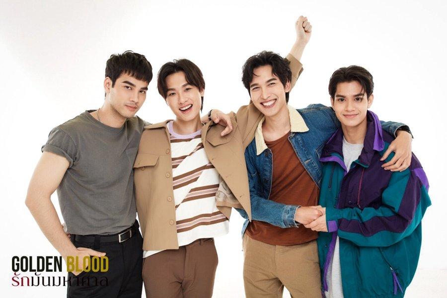 Phim tình yêu vô hạn Thái Lan 2021