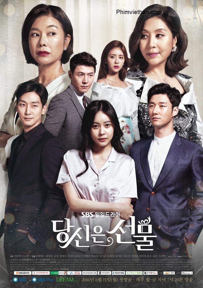 Phim trò đùa số phận Hàn Quốc 2016