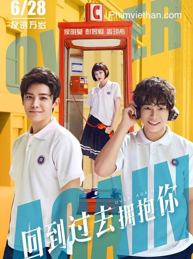 Phim trở về quá khứ để ôm lấy em Trung Quốc