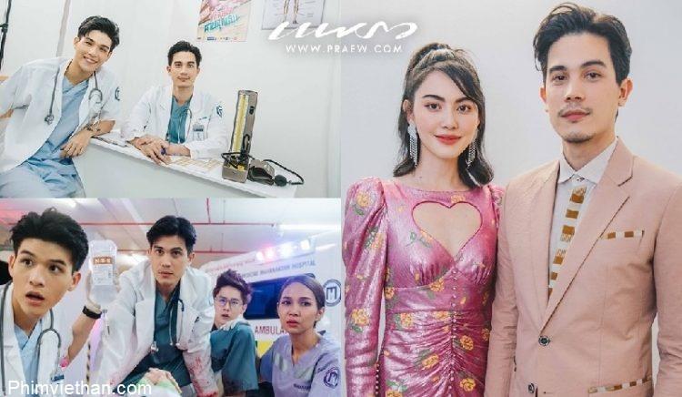 Phim yêu chàng cấp cứu Thái Lan